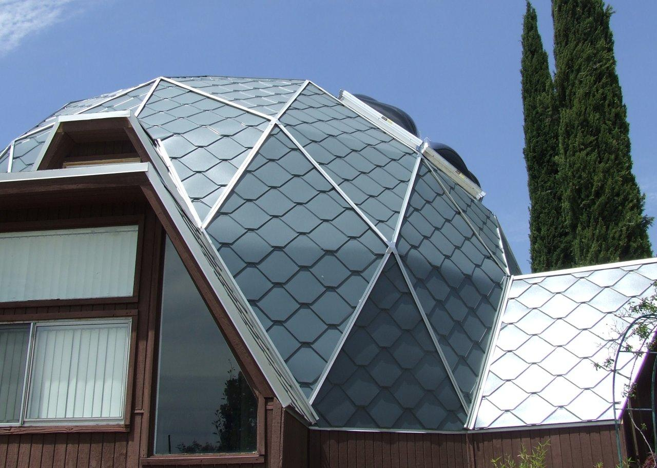 Dome House Fairweather Roofing Inc